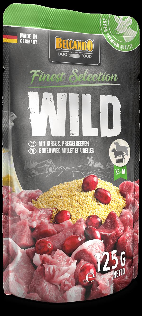 Belcando-Pouches-Wild-125g