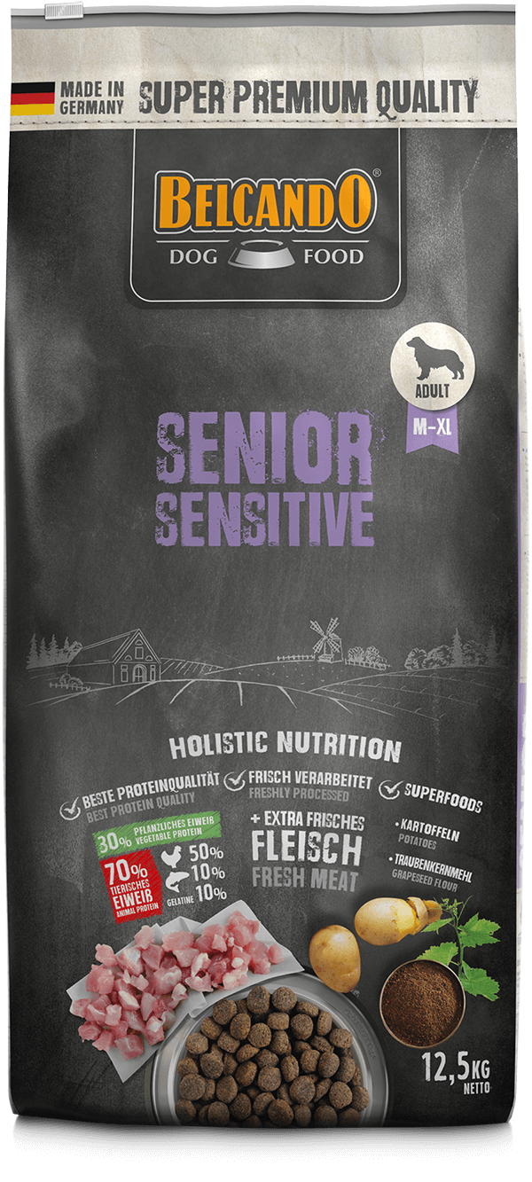 Belcando-Senior-Sensitive-12kg-front