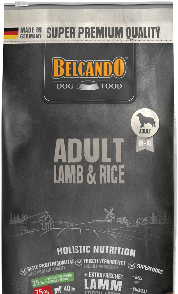 belcando-adult-lamb-rice-eigenschaften